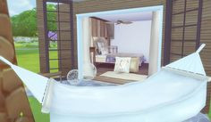Sims 4 CC's - The Best: Bedroom by Mony Sims