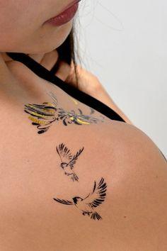 tattoo vogeltje - Google zoeken