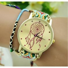 Watches Relogio Fashion Casual Elephant Pattern Women Dress Watches National Weave Gold Bracelet Montre Femme Quartz Hot Clock Gift Removing Obstruction