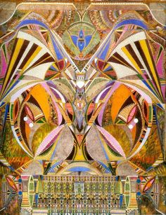 Augustin Lesage (1876-1954) - Untitled, oil on canvas