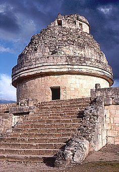 Caracol Observatory, Chichen Itza, Mexico | Barry D. Kass, Images of Anthropology