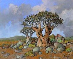 תוצאת תמונה עבור conrad theys Landscape Art, Landscape Paintings, Tree Paintings, Landscapes, South Africa Art, National Art Museum, South African Artists, Art Society, Art Walk