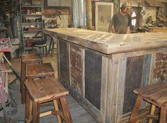 22 Best Barn Wood Bars Images