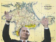 Mapping Crimea