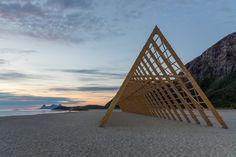 SALT Festival Installations / Rintala Eggertsson Architects