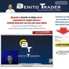 Tus Clientes Aprenderán Todo Lo Concerniente A Las Inversiones En Bolsa Paso A Paso Desde 0. Te Pagaremos Altas Comisiones Mes A Mes, Un 50%. Nuestro Sitio Web Convierte Al 5% Con Tráfico Segmentado. Http://www.benitotrader.com/afiliados See more! : http://get-now.natantoday.com/lp.php?target=beyayona1