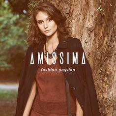 O primeiro passo para conquistar todos os seus sonhos é vestir-se de confiança! #AmissimaFashionPassion
