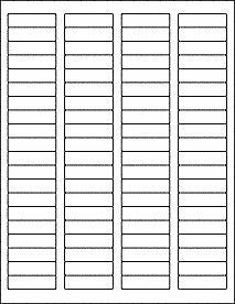 product labels 1.5 x 1 inch rectangular matte white printable labels with REMOVABLE adhesive 10 sheets Great for price tags 500 labels