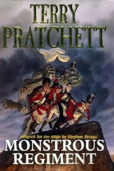 Monstrous Regiment By Terry Pratchett Books Game Of Thrones Characters