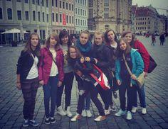 Dresnen <3 #Germany #best #friends #trip #sightseing #Dresden #Niemcy