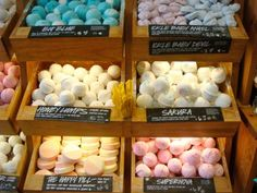 DIY Bath Bombs in Scents Ranging From Orange to Cotton to Lavender and More! The perfect gift for any occasion