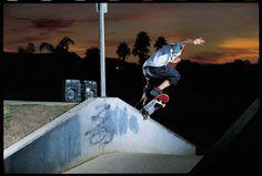 Chad Muska - Crooked grind