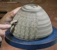 wheel thrown pottery ideas - Bing Images