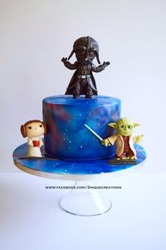 Starwars cake by Znique Creations
