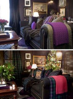 scottish tartan home decor - The Adventures of tartanscot  tartanscot.blogspot.com