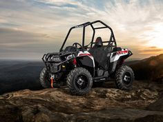 2014 Polaris® Sportsman® ACE™ Bright White | Woods Cycle Country | New Braunfels Texas