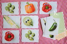 Veggie Activities
