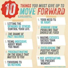 because we all need to move forward. 10 Things You Must Give Up To Move Forward. Source: Marc and Angel Hack Life. To Move Forward, Moving Forward, Quotes To Live By, Me Quotes, Angel Quotes, Truth Quotes, Wisdom Quotes, Making Excuses, Life Problems