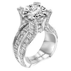 Fine Jewelry Designer from Montreal ~ Claude Thibaudeau