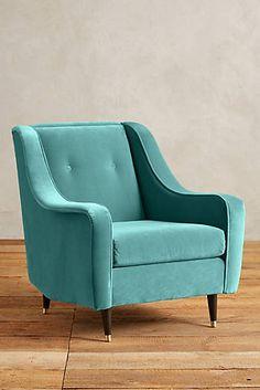 Velvet Adrie Chair