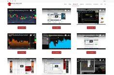 """Neue Seite """"Binary-TV"""" mit Videos und Infos über Handel mit binären Optionen... #neueseite #binarytv #videos #binaereoptionen"""
