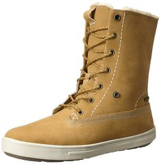 Rockport Women's Truwalkzero Cupsole Fur Boot >>> Awesome boots. Click the image : Work boots