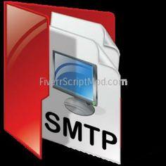 SMTP E-Mail Settings Modification for Fiverr Clone Sites - FiverrScript Mods | FiverrScript Modules | FiverrScript Mod