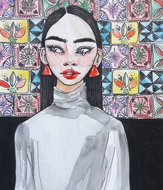 artwork by Danai Smoustopoulou