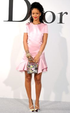Rihanna is a Dior darling!