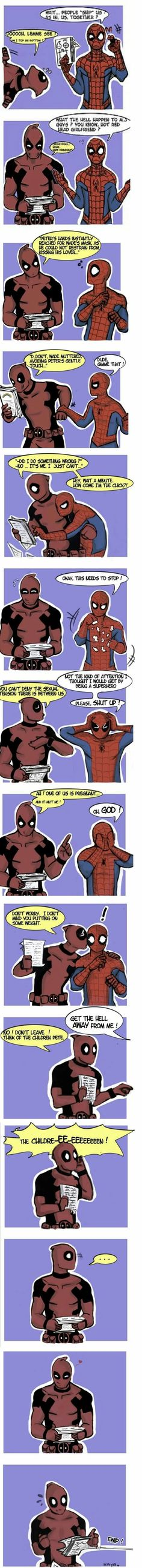 Some more Deadpool funnies - Imgur