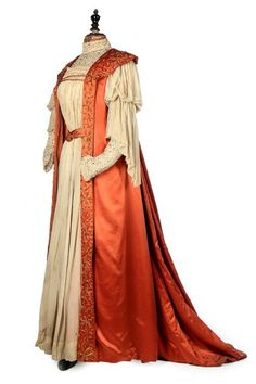 Liberty tea gown ca. 1897From Kerry Taylor Auctions