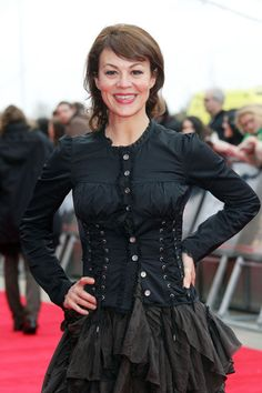 Helen McCrory - classic gaping issue