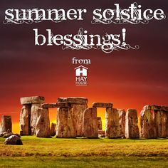 This is Summer's height, Midsummer, the longest day and the shortest night of the Earth's solar year. Here we celebrate the completion of the cycle that began at the Winter Solstice.