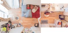 「間取り図から想像し、癒されていた」上京の部屋