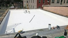 Image result for Commercial Metal Roof Coating services in Seattle