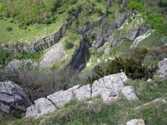 Photo of Cheddar Gorge, by Ted - Pictures of England Royalty Free Stock Photos