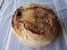 Pane Rustico a lievitazione naturale: facile, veloce, gustoso e profumato!   Il Crudo e Il Cotto