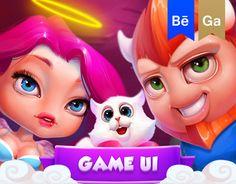 """Popatrz na ten projekt w @Behance: """"Hellish Stan - Game Art"""" https://www.behance.net/gallery/36036423/Hellish-Stan-Game-Art"""