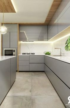 Modern Kitchen Design 2019 - This Best Modern Kitchen Design 2019 Gallery images was upload on December, 22 2019 by Elmer Emmerich. Here latest Modern Kitchen Kitchen Room Design, Luxury Kitchen Design, Home Room Design, Kitchen Cabinet Design, Home Decor Kitchen, Interior Design Kitchen, Kitchen Decorations, Kitchen Ideas, Kitchen Modular