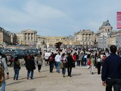 Paris France by Cruise Planners sales@letsvamoose (855) 538-7826 toll free www.letsvamoose.com Palace of Versailles