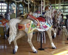 Woodland Park Zoo Carousel Seattle