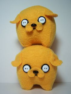 OMG. THIS IS THE MOST AMAZING PLUSHIE EVER! I NEED THIS OR MY HEAD MY EXPLODE! That is all. (this is jake from adventure time just in case you weren't aware of the show) YAY