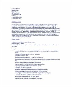 Sample Resume Templates Chronological  What Chronological Resume
