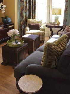 Mi proyecto  El arte de decorar en un espacio pequeño es conjugar tus muebles con nuevas texturas y colores