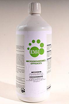 EM-1 (Microorganismes efficaces) - EMshop.fr