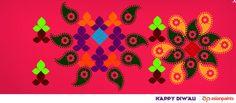 Rangoli design by Subha Lakshmi