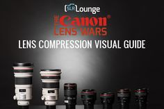 Welcome to the SLR Lounge Canon Lens Wars series. In this quick tutorial, we are going to teach you all about lens compression! Many of you may have heard of lens compression, but did you know lens compression is actually a type...
