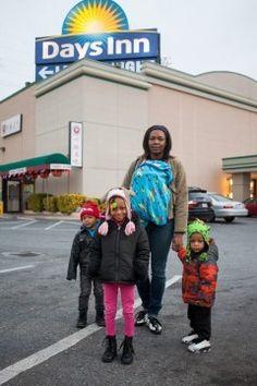 A hidden world: Desperation for hundreds of homeless families in D.C. motels - The Washington Post