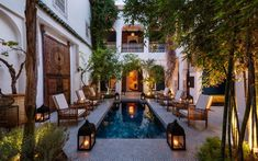 25 amazing riads in Marrakech – in pictures