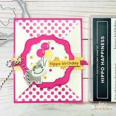 Unicorn Birthday Cards, Kids Birthday Cards, Unicorn Cards, Diy And Crafts, Paper Crafts, Homemade Birthday Cards, Stampin Up Catalog, Card Tags, Stamping Up